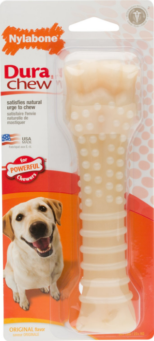 Nylabone DuraChew Original Flavor Bone Dog Toy