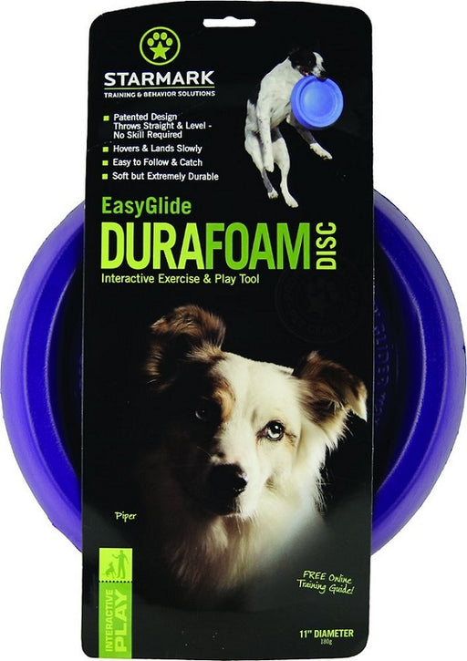 Starmark Easy Glide DuraFoam Disc Dog Toy