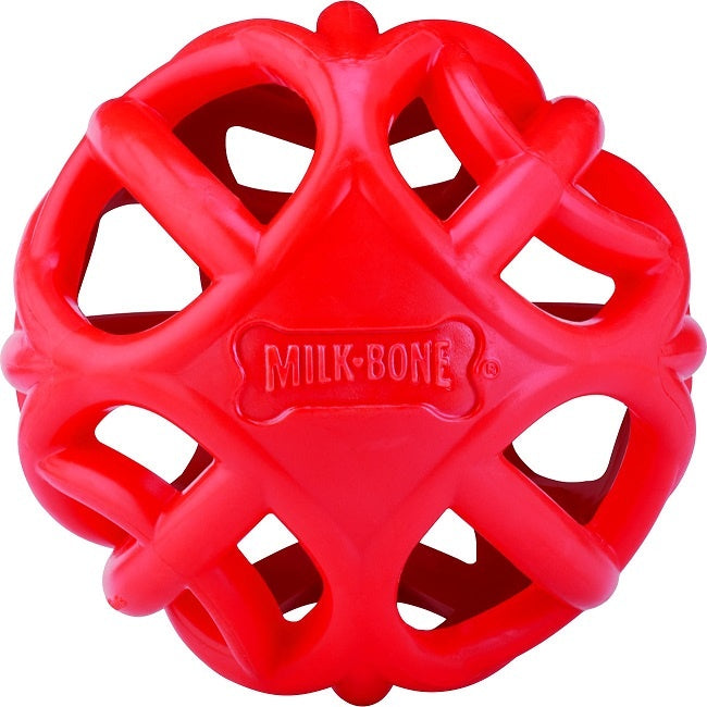Milk-Bone Biscuit Dispensing Ball Interactive Dog Toy