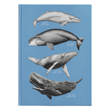 Load image into Gallery viewer, Whale Species Journal