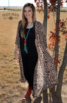 Leopard Dixie Duster, One Size