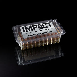 9mm 135gr Hollow Point (blowback) (Sold out, backorder available)