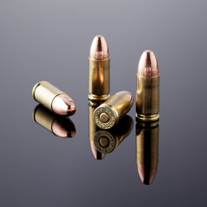 9mm 124gr Round Nose (Sold out)