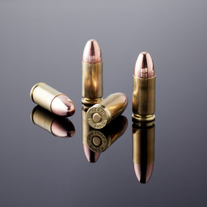 9mm 115gr Round Nose (Sold out, backorder available)