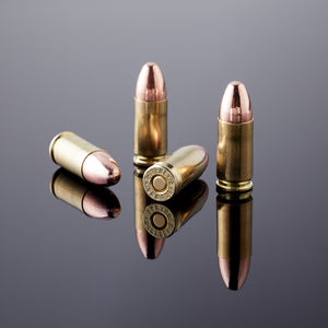 9mm 147gr Round Nose (Sold out, backorder available)