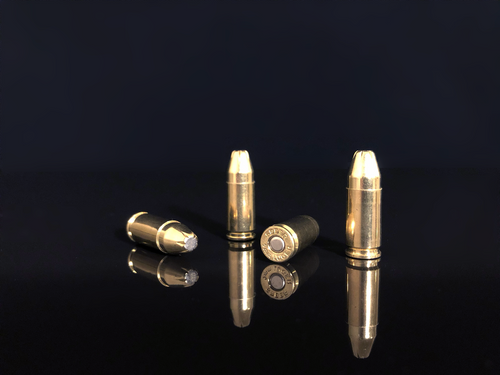 9mm Major 121gr Montana Gold (Sold out)
