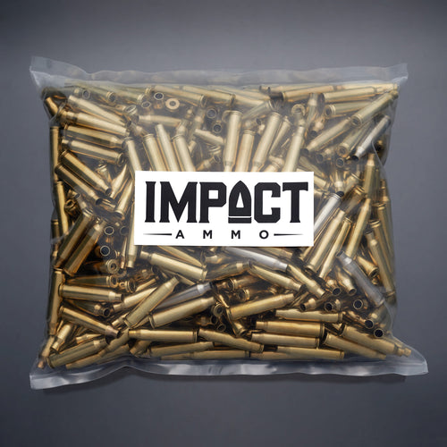 .223 rem / 5.56mm Processed Brass