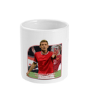 Darren Fletcher Football Genius 11oz Mug