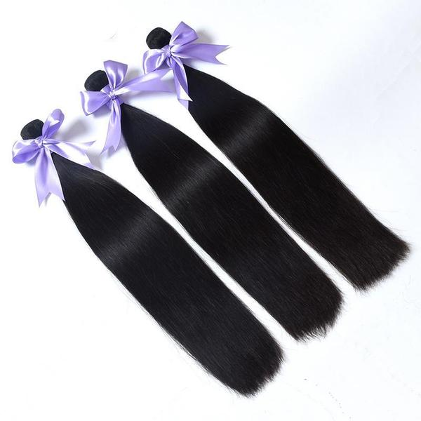 Straight Hair Weave - HairBundlez