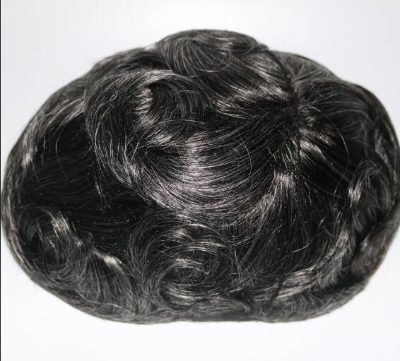 Lace Thin PU Replacement System For Men Toupees - HairBundlez