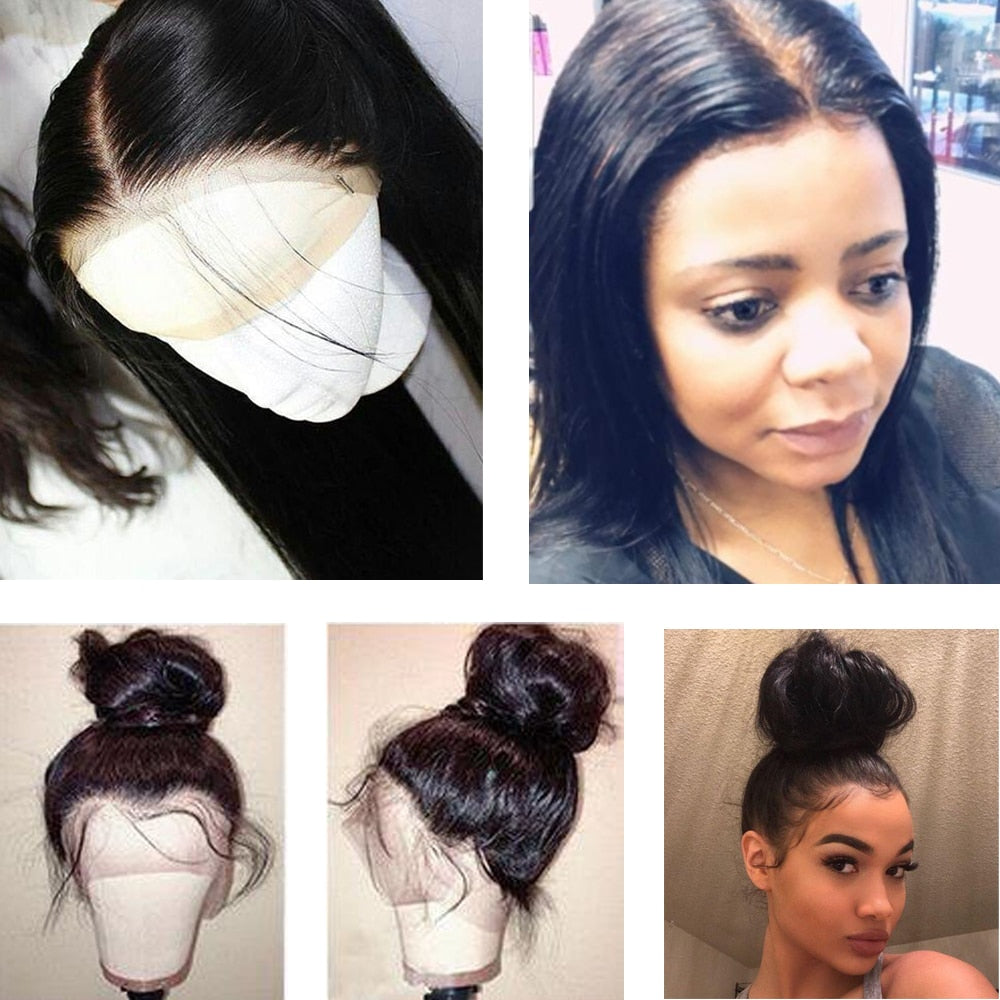 360 Lace Frontal Wig With Baby Hair - HairBundlez