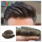Breathable French Lace Men Toupee - HairBundlez