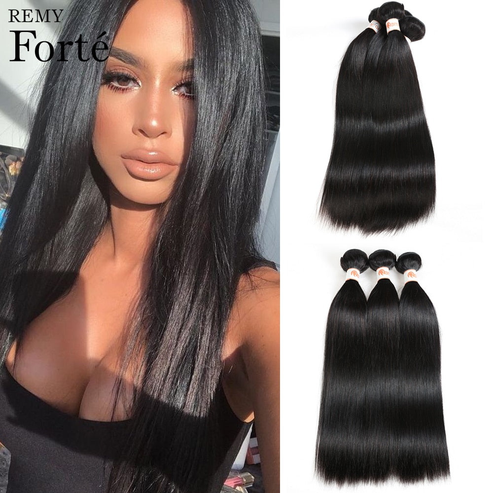 Brazilian Mink Straight Hair - HairBundlez