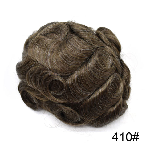 Breathable French Lace Men Toupee