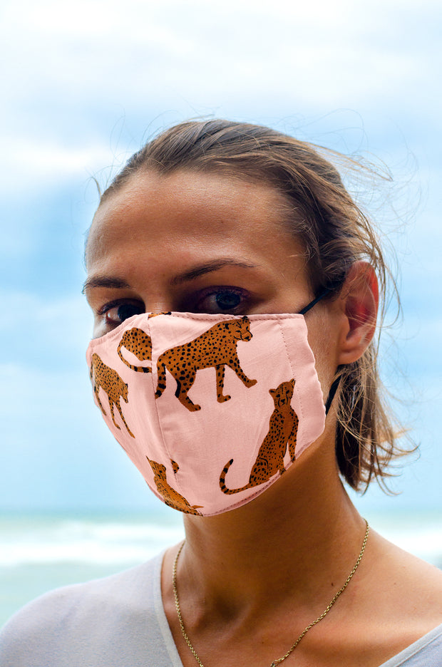 Reusable Face Masks - Patterned - DHHS-compliant ✅