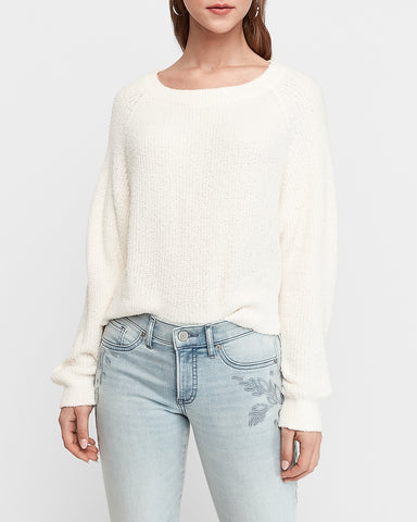 Cozy Pullover Sweater in Mineral
