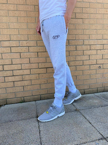 Up Close & Personal Joggers - Grey