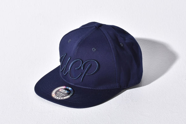 Up Close & Personal Clothing Snapback Cap - Navy
