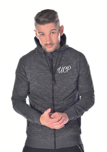 Up Close & Personal Clothing Hoodie - Black