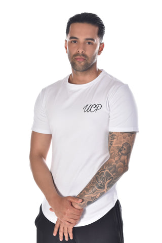 Up Close & Personal Clothing White T-Shirt