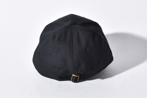Up Close & Personal Clothing Baseball Cap - Black