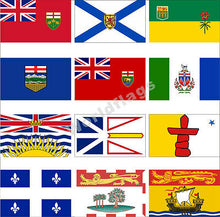 Load image into Gallery viewer, Provincial and territories of Canada