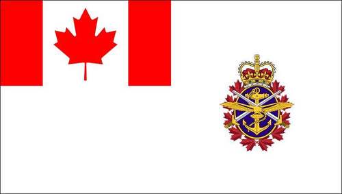 Canadian Armed Forces Ensign Flag
