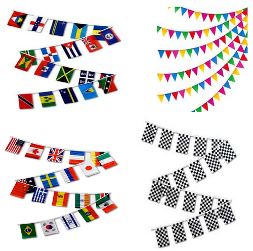 Custom Flag Pennants