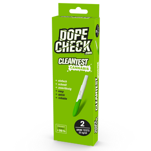 DOPE-CHECK Urin Clean-Test Cannabis Midstream