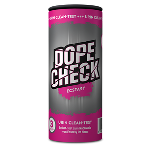 DOPE-CHECK Urin Clean-Test Ecstasy
