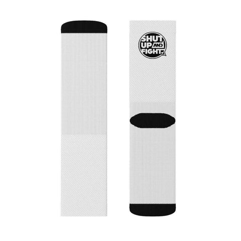 Image of Shut Up & Fight Socks