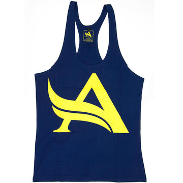 Classic Stringer blue/yellow
