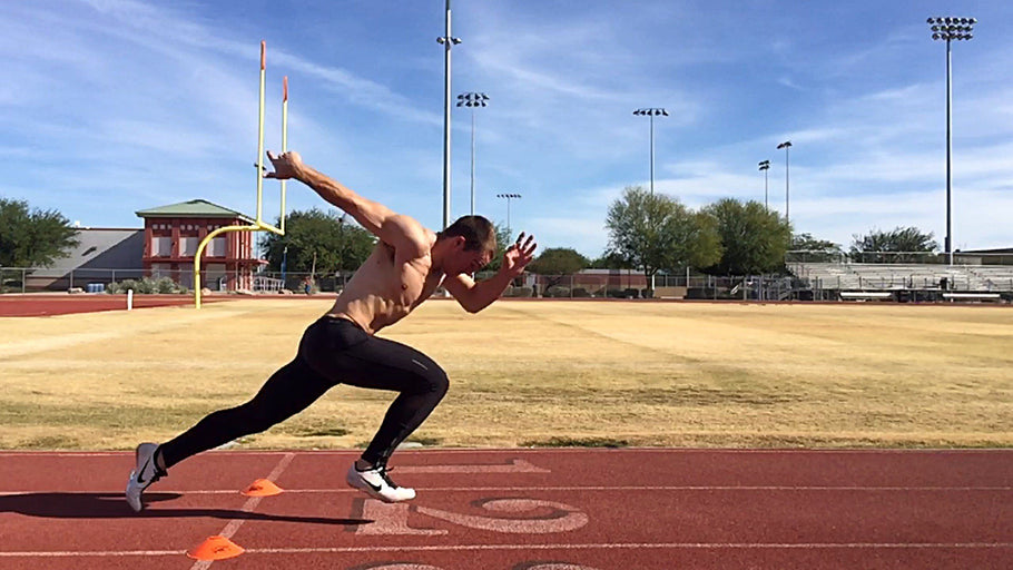 Acceleration Training Program for Sprinters & Speed Athletes