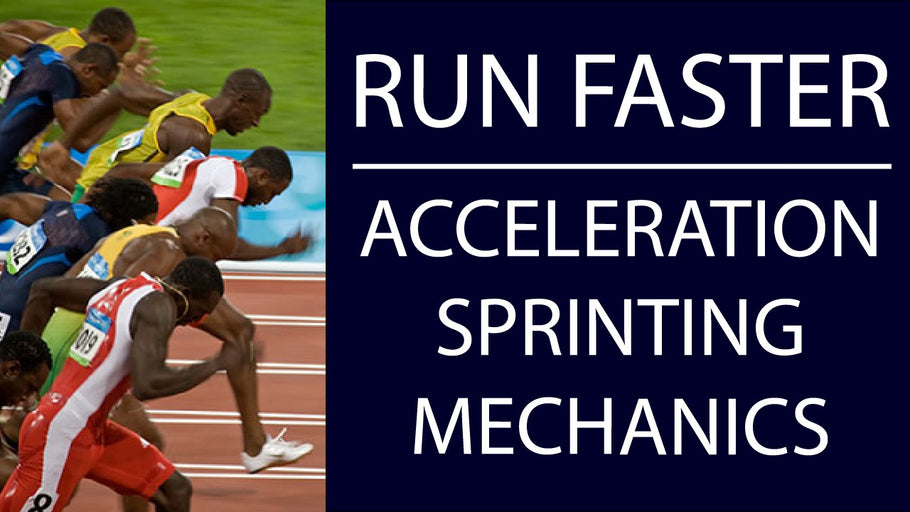 Improve Your Acceleration Biomechanics | Sprinting Technique