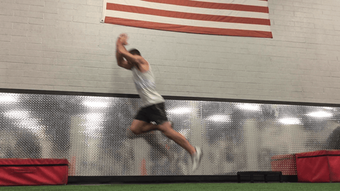 Plyometrics Acceleration Training Program Sprinting