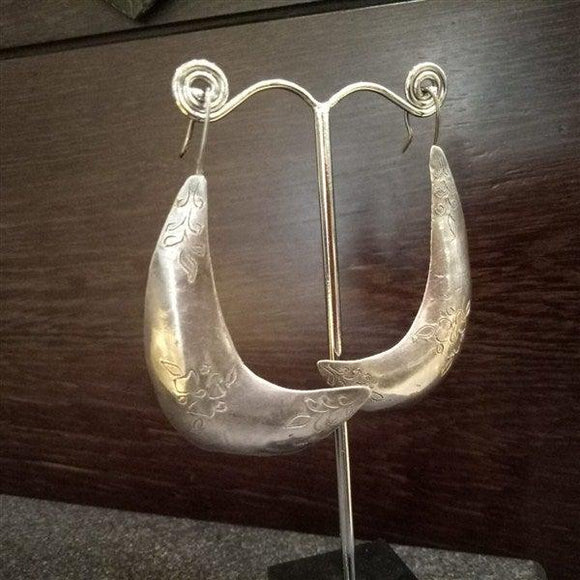 Silver Hanging Earring