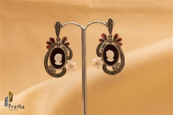 MOP Victoria Earrings