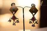Geometrical antique Earrings