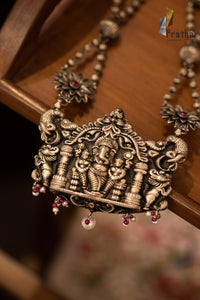 Ethnic Ganesha neck piece
