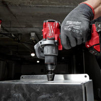 MILWAUKEE BRUSHLESS M18 Combi Drill & Impact Driver 18V 5.0AH TWIN PACK (M18FPP2A2-502X)