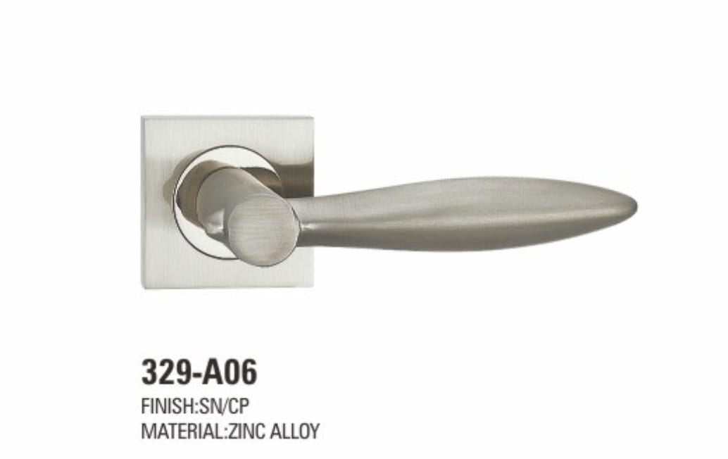 VIATRO Door Handle Zinc Alloy (F10)