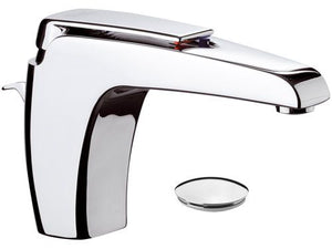 Remer Atmos Wash Basin Mixer with Pop Up Waste