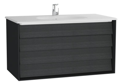 "Vitra Frame Washbasin Unit ""Black"""
