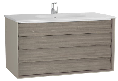 "Vitra Frame Washbasin Unit ""Beige"""