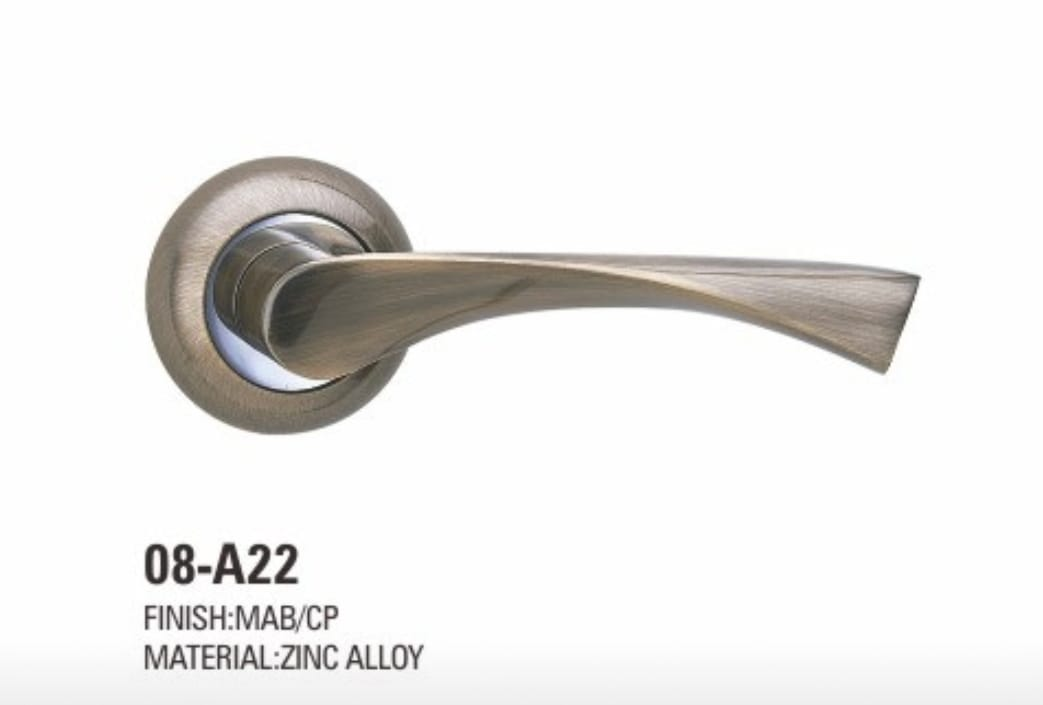 VIATRO Door Handle Zinc Alloy (F5)