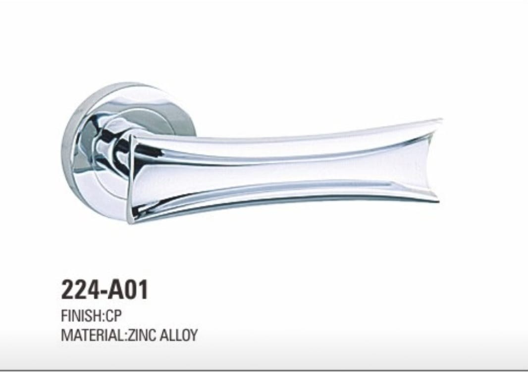 VIATRO Door Handle Zinc Alloy (F8)