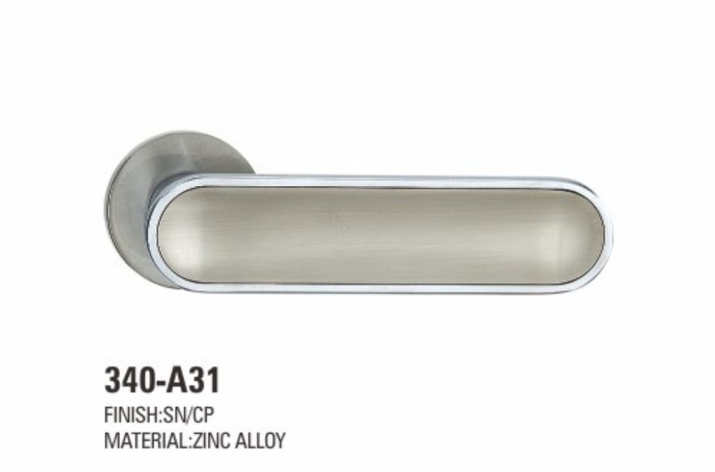 VIATRO Door Handle Zinc Alloy (F9)