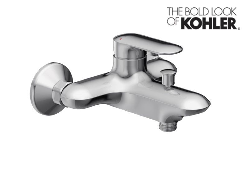 Kohler Single-lever wall-mount bath/shower mixer