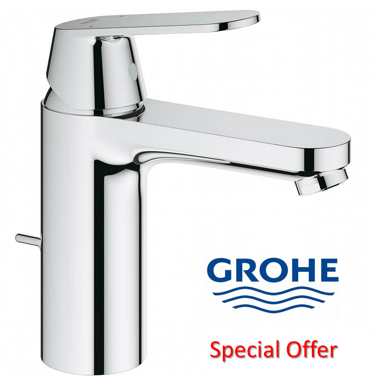 GROHE EUROSMART COSMO MD BASIN MIXER
