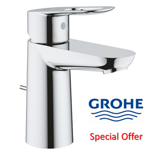 GROHE BauLoop Single-lever basin mixer